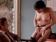 Nympho sekretær